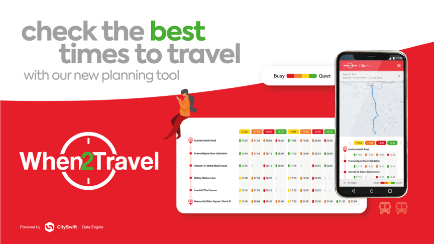 New AI based technology tool helps passengers plan journeys and find space on buses