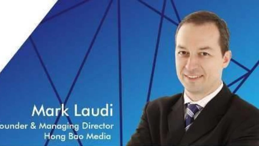 HBM's Mark Laudi will be the conference anchor at the inaugural World Marketing Summit Singapore, featuring the father of modern marketing, Professor Philip Kotler