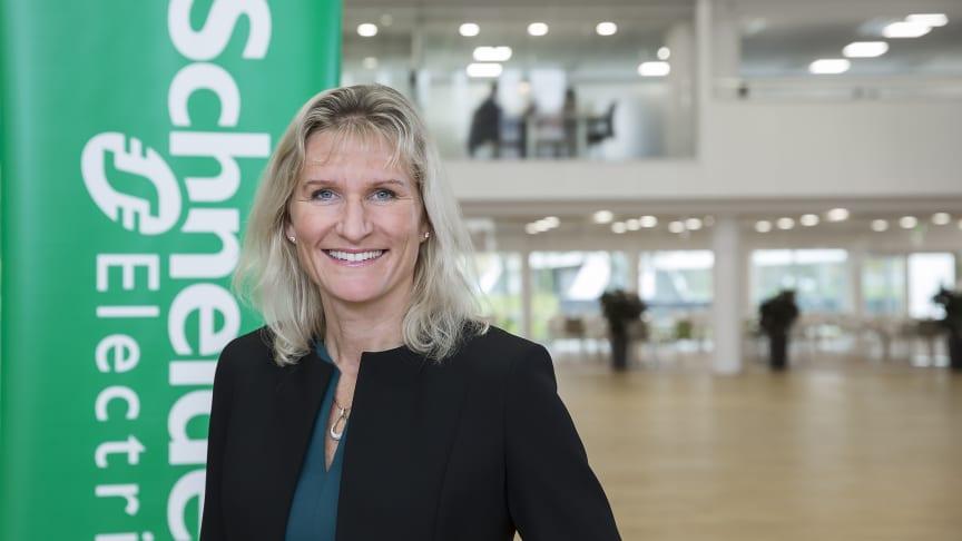 Fra 1. januar 2017 skal Helene Egebøl stå i spidsen for Schneider Electric Danmark