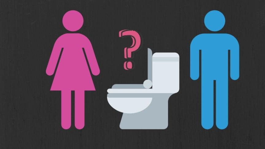 Samfunnet slipper ut en rekke uønskede antibiotikaresistente bakterier og antibiotikaresistensgener til miljøet – og våre private toaletter er en betydelig kilde for antibiotikaresistens i kloakken. (Illustrasjon fra Canva.com).
