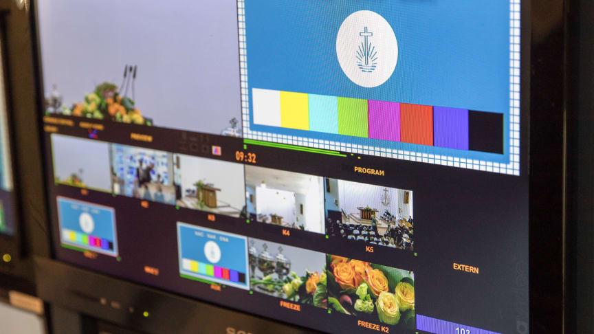 Die Neuapostolische Kirche ist traditionell gut aufgestellt bei der Sendung großer Zentralgottesdienste via Satellit, Internet und Telefon.