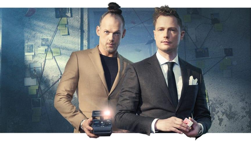 """Brynolf & Ljung tillbaka på scen med nyskrivna showen """"Stalker"""" premiär 18 november"""