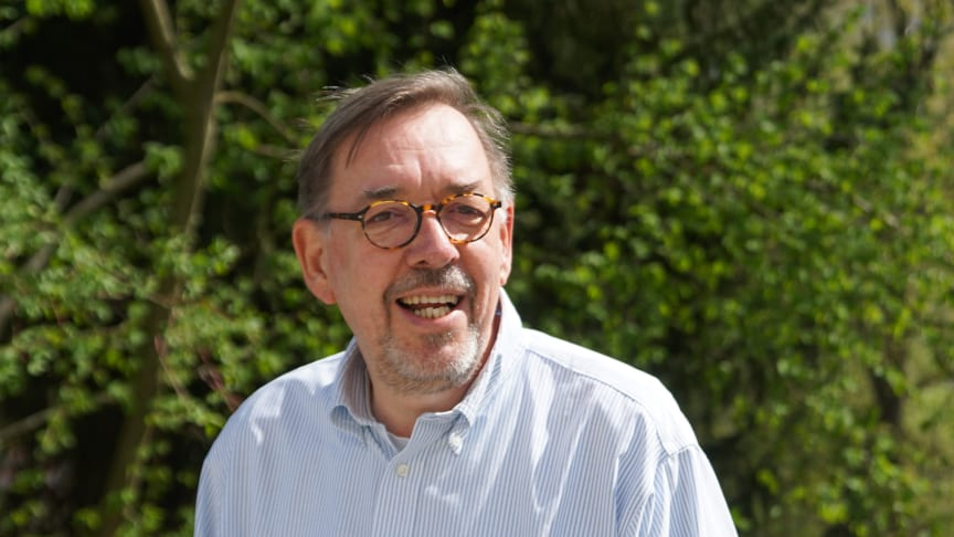Thomas Didden, neuer Geschäftsführer des Verlags am Goetheanum (Foto: Sebastian Jüngel)