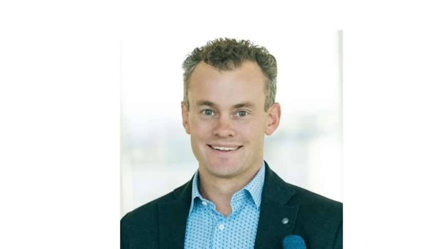 Joel Ambré ny VD på Vectura Fastigheter