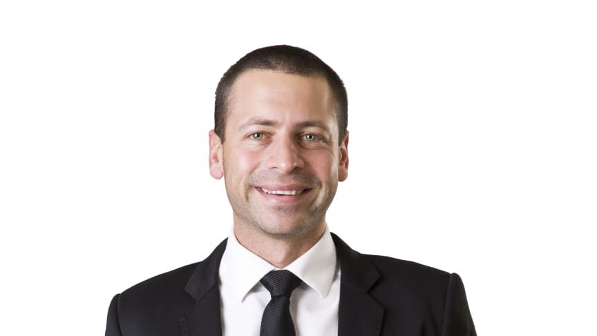 Head of Research and Development, Gareth Friedlander