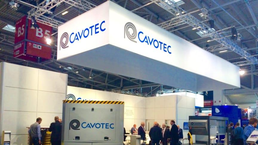 Cavotec concludes successful inter airport Europe
