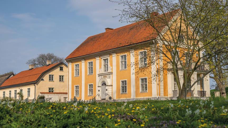 Slottsområdet Sölvesborg CMYK