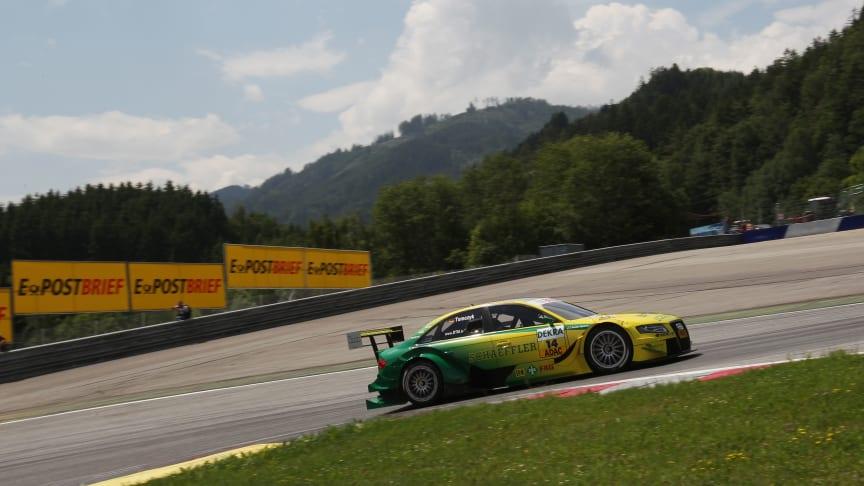 Tomczyk körde hem ny DTM-seger för Audi