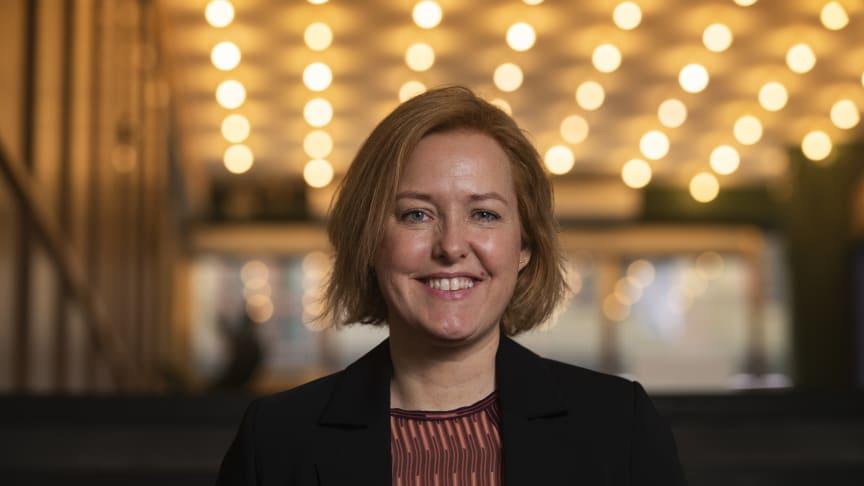 """""""Det ska vara hett eftertraktat att få jobba i branschen"""" - Kajsa Hessel, nytillträdd vd på Svensk Byggtjänst"""
