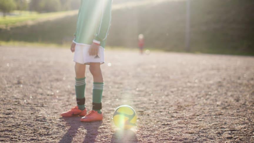 STØTTE: Bydel Stovner har etablert en støtteordning for barn og unge fra 6-19 år som ikke har råd til å betale for en fritidsaktivitet selv. Foto: Arkiv.