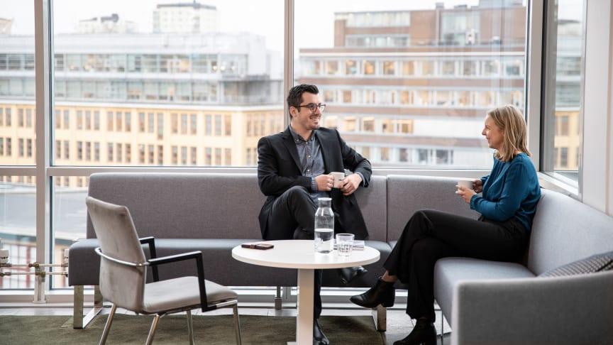 Sammen med Axeptia leverer Lindorff en totaloversikt over kredittrisikoen til en virksomhet.