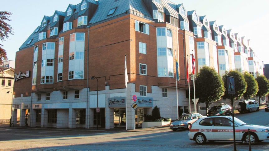 Radisson Blu Royal Hotel i Stavanger