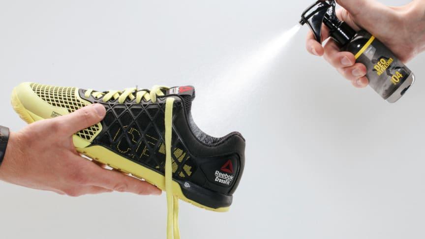 Upptäck skodeo – för uppfräschning och rengöring av insidan på alla typer av skor