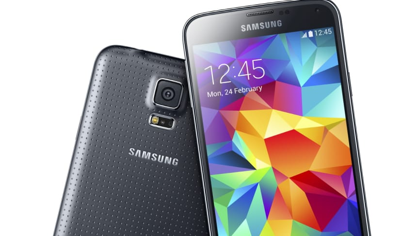 Samsung esitteli älypuhelintensa uuden lippulaivan, Galaxy S5:n