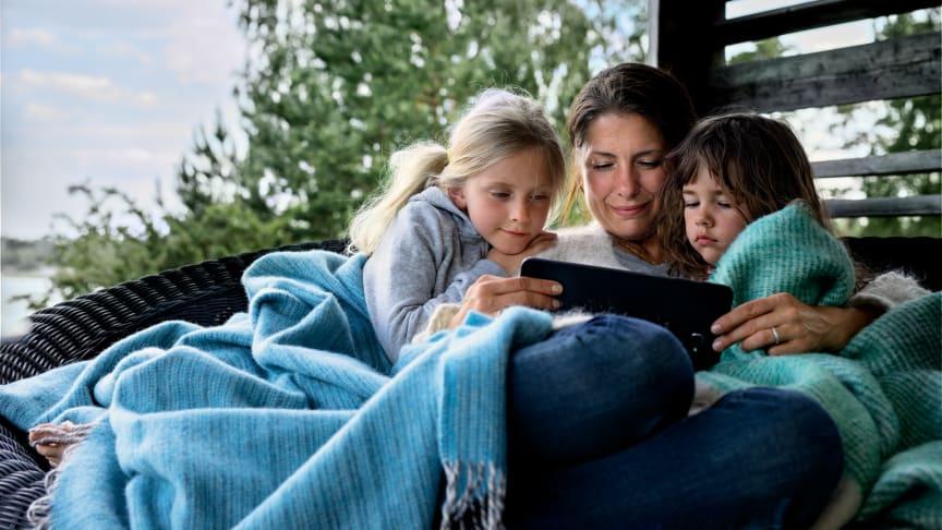 Telia lanserer mobilt bredbånd med ubegrenset data