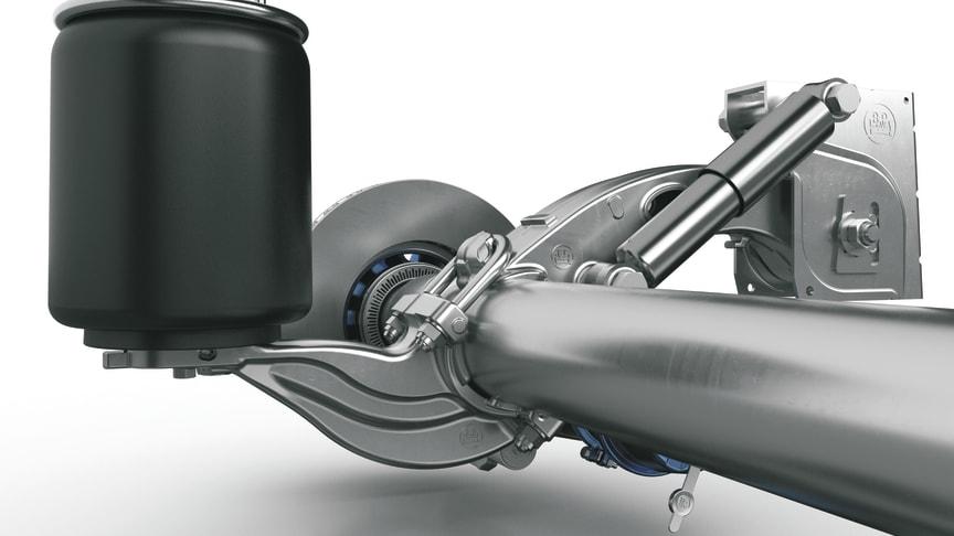 Die neue BPW Fahrwerksgeneration ECO Air punktet durch absolute Modularität.