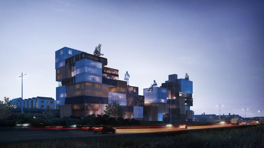 Vectura och Next Step visar första huset i hälsoklustret GoCo på MIPIM