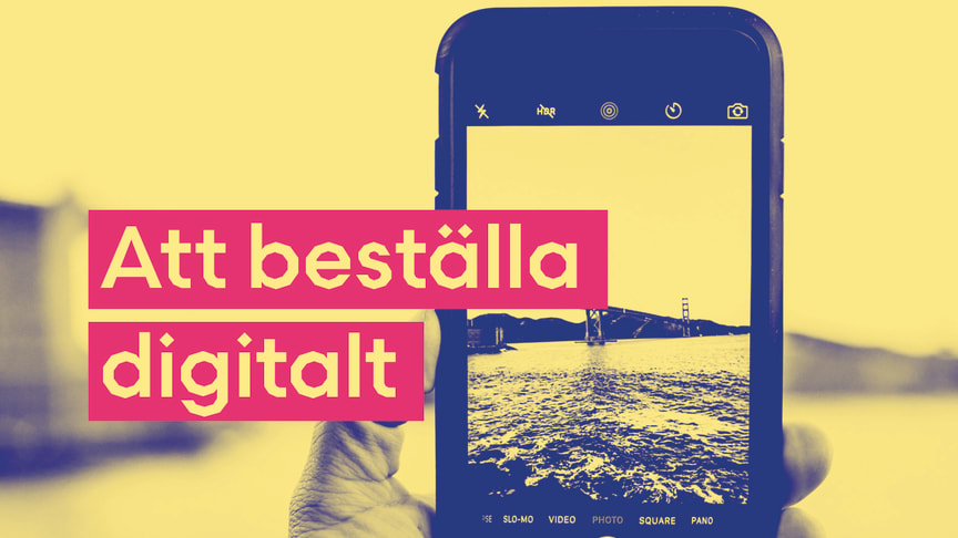 Nordic ConTech Talks: Att beställa digitalt