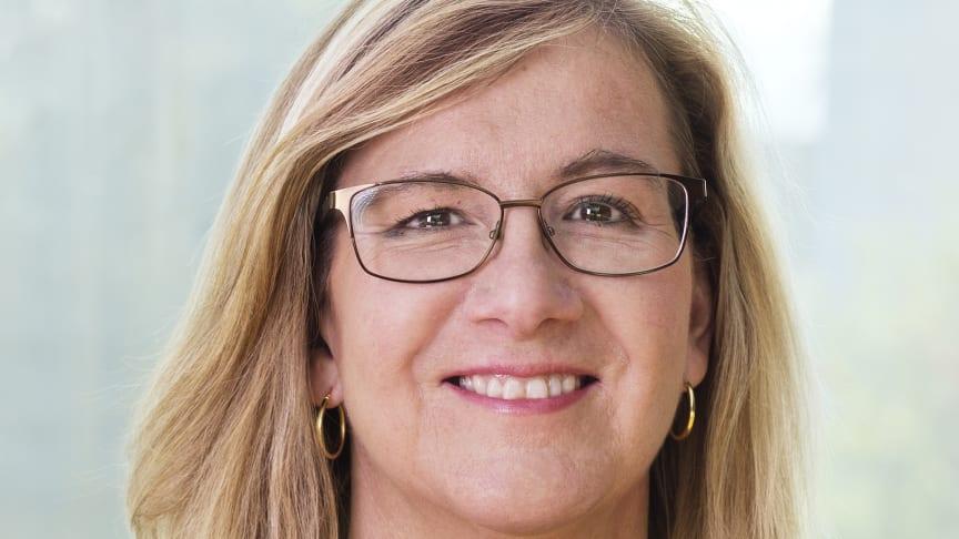 Monica Gyllander, verksamhetsutvecklare på Skatteverket.