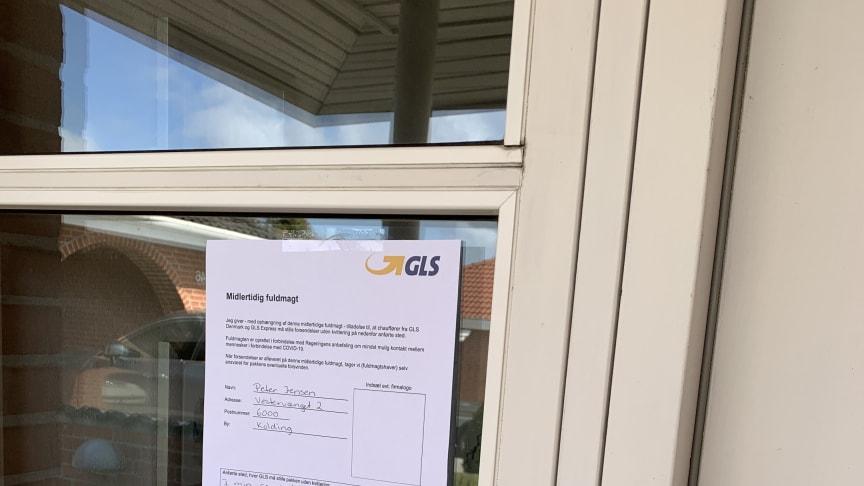 GLS oplever stor vækst i leveringer til private