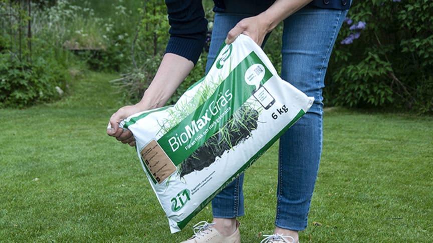 BioMax gödningsserie från GreenLine