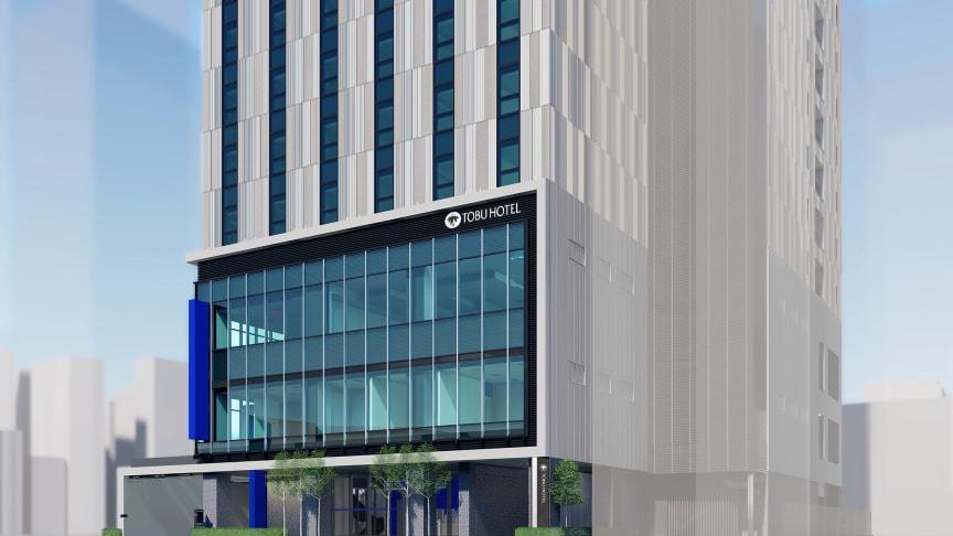 △Asakusa Tobu Hotel (Conceptual image)