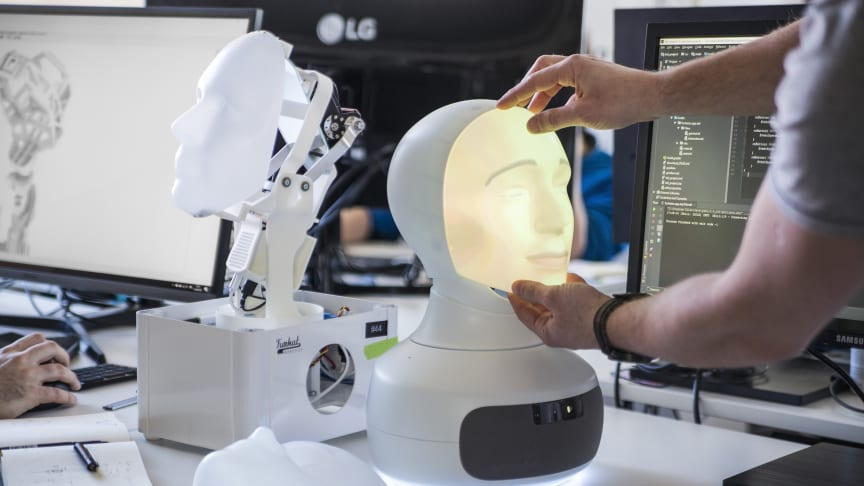 ​Furhat Robotics and TNG to build world's first Unbiased Recruiter Robot