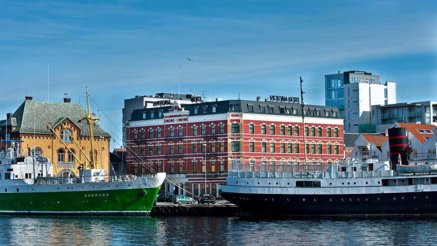 Best Western får nya hotell i Kristiansand och Stavanger