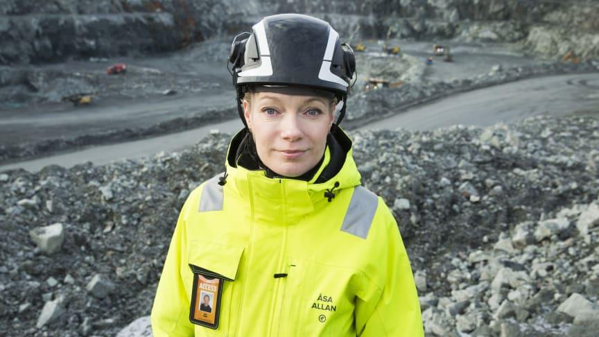 Åsa Allan becomes Deputy CEO of Kaunis Iron