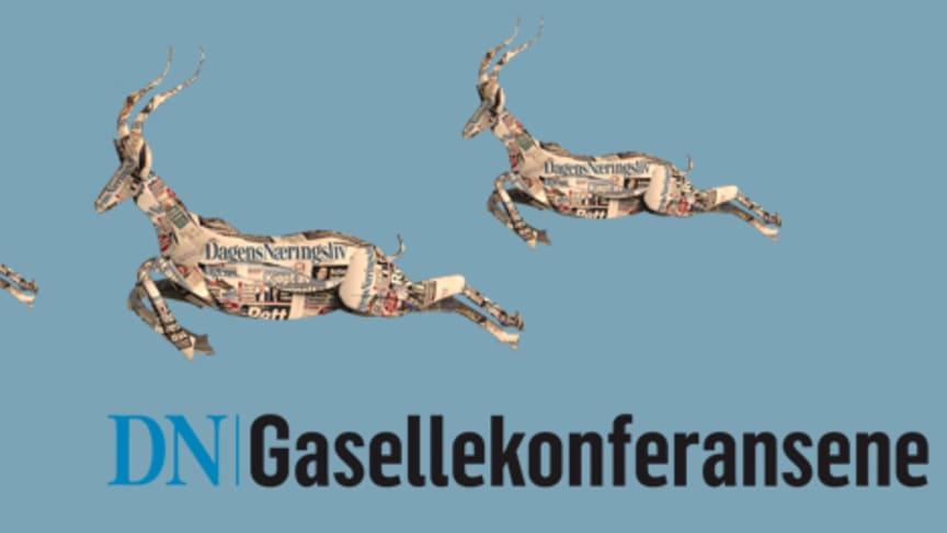 Mynewsdesk er stolt samarbeidspartner til årets Gasellekonferanser