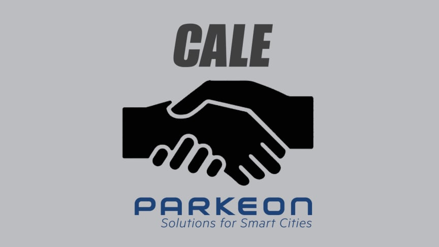 Cale and Parkeon join forces