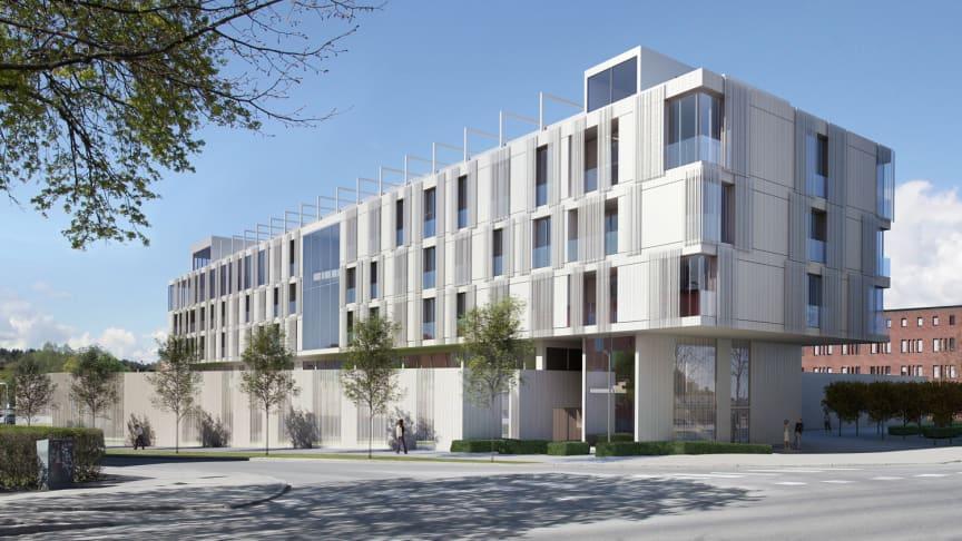 Pressinbjudan: Byggstart för Skandionkliniken i Uppsala – Nordens första klinik för behandling med protoner