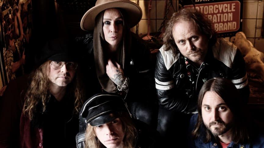 Svenska The Hellacopters är ett av de 12 band som Sweden Rock presenterar idag.