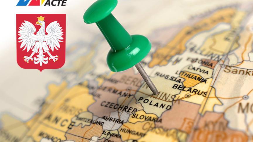 Økende bekymring og bevissthet om radon i Polen