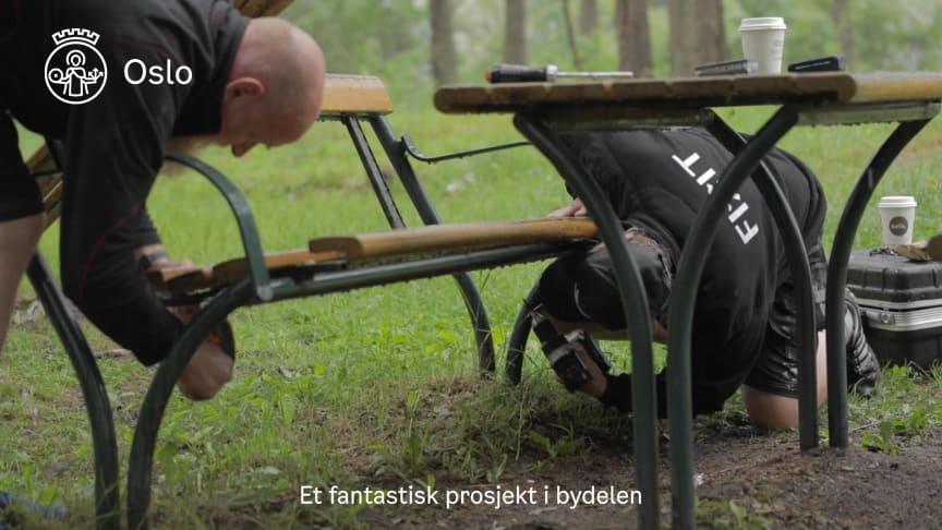 Tokerudparken – En møteplass blir til. Film 1 av 4.