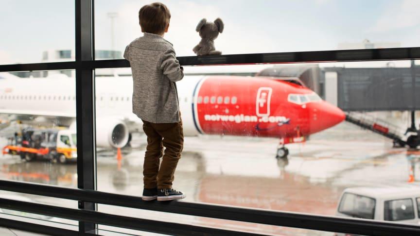 Norwegian tilbyder gebyrfri ombooking på indenrigsrejser