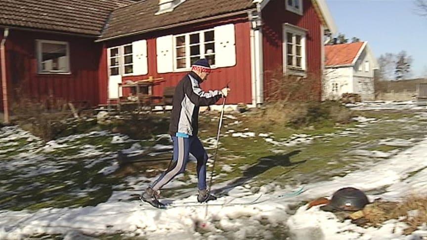 Vasaloopsträning i Kungsbacka blir Vasaloppsträning i Funäsfjällen