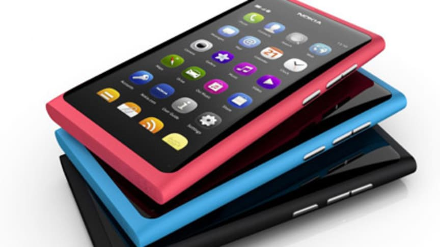 3 börjar sälja Nokias första MeeGo-mobil den 23 september