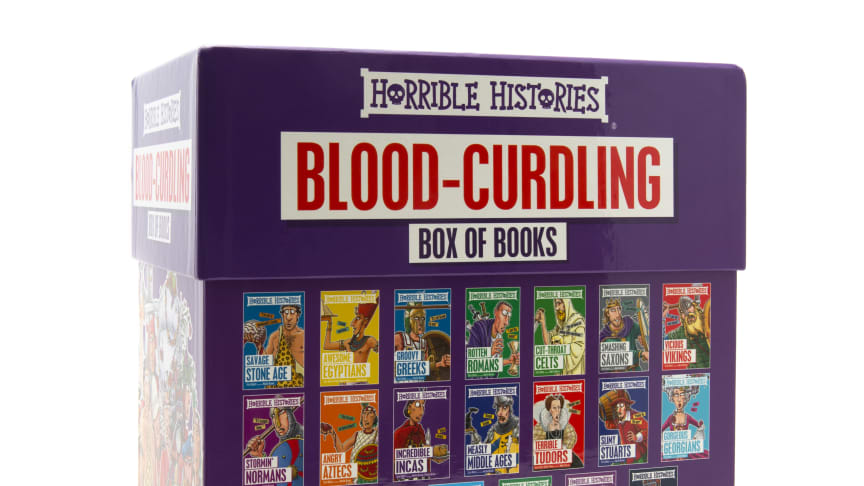 EXPERT COMMENT: Horrible Histories:  bringing children an irreverent take on the past for 25 years