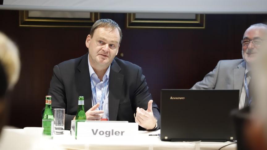 procilon Geschäftsführer Jürgen Vogler in der PITS Expertenrunde