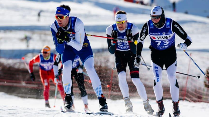 Startskuddet for Visma Ski Classics sesong 8 går 26. november i Ponteresina, Sveits