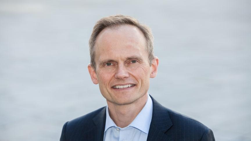 Egil Hogna, koncernchef Norconsult