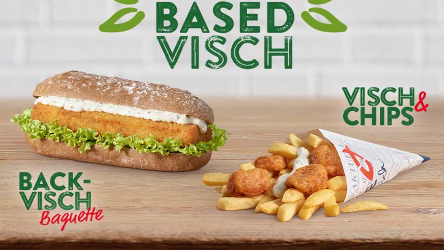 """NORDSEE ist Vorreiter der Systemgastronomie: Bremerhavener Traditionsunternehmen bietet als erste QSR-Marke jetzt auch """"plant-based"""" Fisch-Varianten an"""