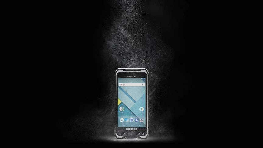 NAUTIZ X6 – an ultra-rugged Android phablet that combines the big-screen functionality of a tablet with the go-anywhere performance of a rugged phone.