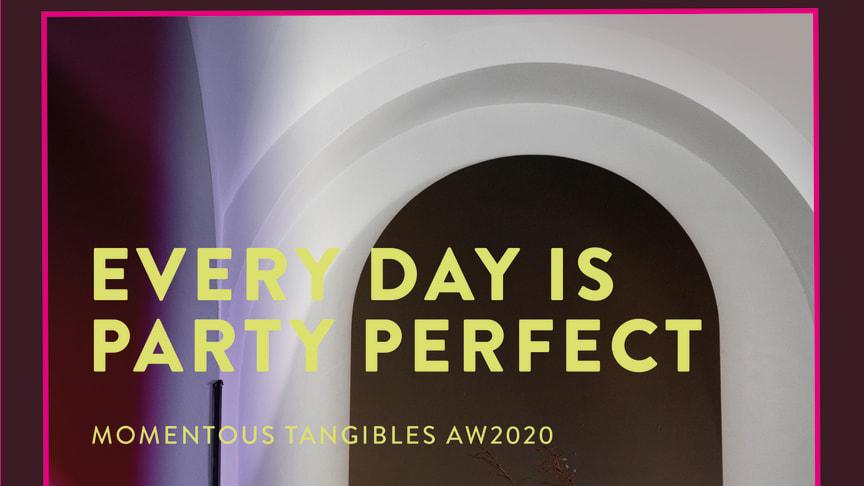 ByOn AW20 har ett enda uppdrag – att göra vardagen mer festlig