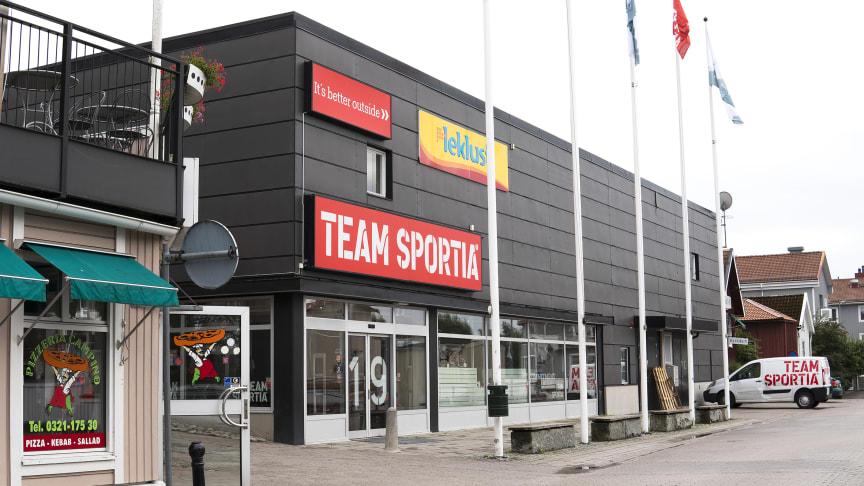 Här på Storgatan 19-21 flyttar Systembolaget in. Ingång blir från Järngatan.