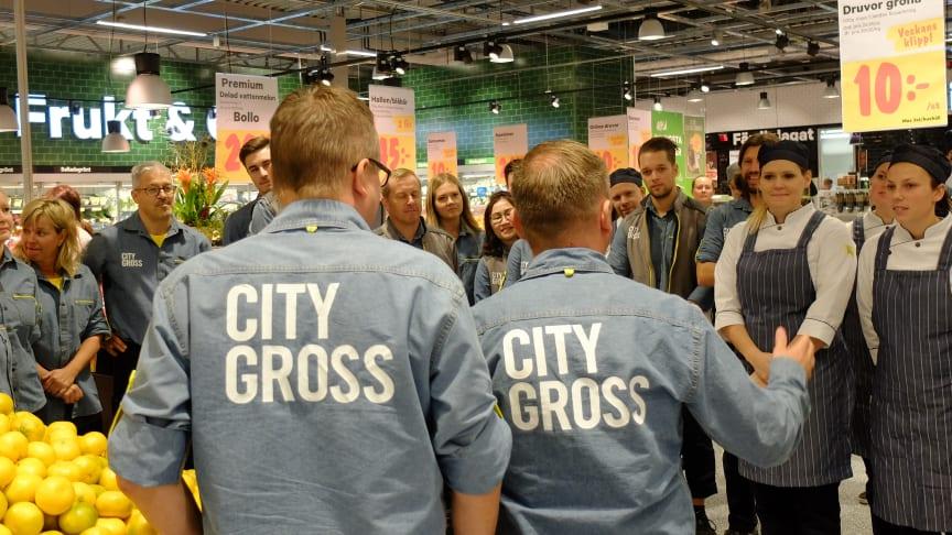 Här är City Gross nya storsatsning på hälsa | City Gross