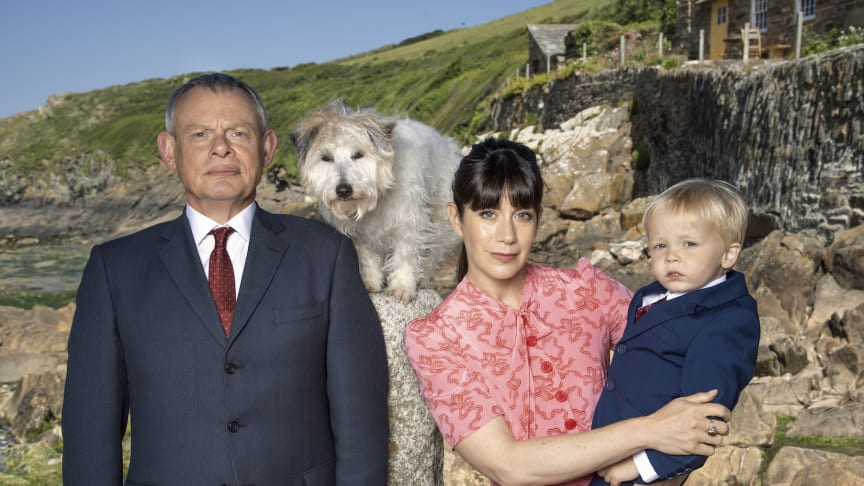 Hit international drama series Doc Martin