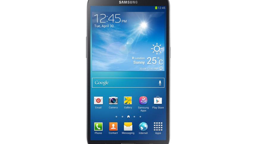 Samsungs nye megastjerne lander i Danmark