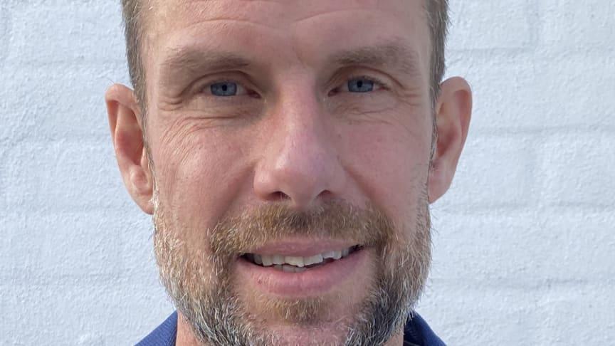 Anders Bolltoft är ansvarig affärsutvecklare på OBOS avseende det nya förvärvet i Kristianstad.
